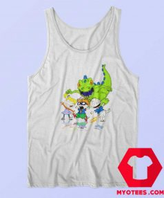 Nickelodeon Rugrats Character Cute Tank Top