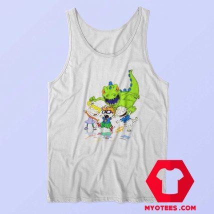 Nickelodeon Rugrats Character Cute Tank Top