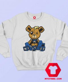 Nike Air Jordan Misfit Teddy Parody Sweatshirt