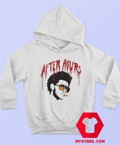 Official The Weeknd After Hours Unisex Hoodie