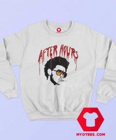 Official The Weeknd After Hours Unisex Sweatshirt