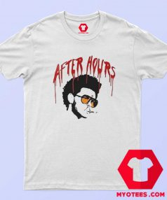 Official The Weeknd After Hours Unisex T Shirt