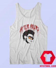 Official The Weeknd After Hours Unisex Tank Top