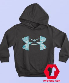 Official Under Armour I Love Swimming Hoodie