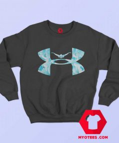 Official Under Armour I Love Swimming Sweatshirt
