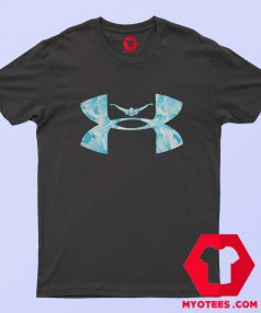Official Under Armour I Love Swimming T Shirt