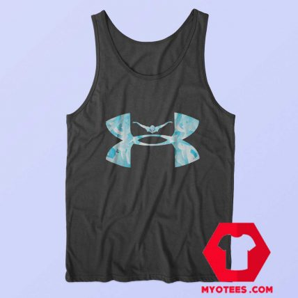 Official Under Armour I Love Swimming Tank Top