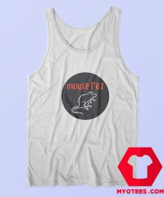 Parks and Recreation Mouse Rat Unisex Tank Top