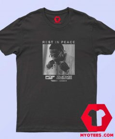 Rest in Peace Rapper Pop Smoke Unisex T shirt