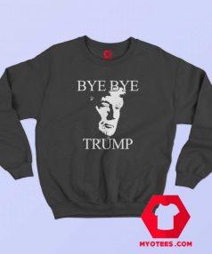 Retro Bye Bye Trump And Remove Unisex Sweatshirt