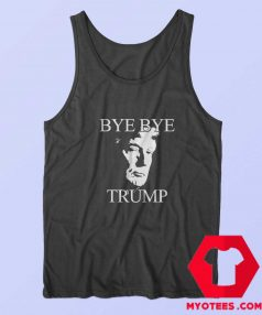 Retro Bye Bye Trump And Remove Unisex Tank Top