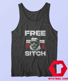 Retro Mike Sorrentino Free Sitch Unisex Tank Top