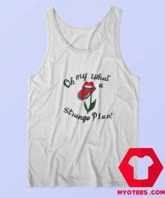 Rolling Stones Strange Plant Unisex Tank Top