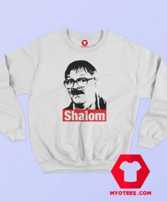Shalom Friday Night Dinner Jim Bell Sweatshirt