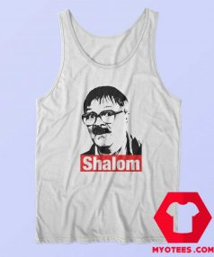 Shalom Friday Night Dinner Jim Bell Tank Top