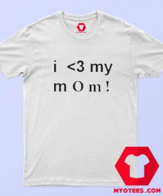 Shawn Mendez I Love My Mom Unisex T Shirt