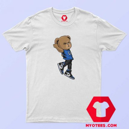 Shootin Dab Bear Graphic Unisex T-Shirt