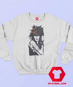 Supreme Siouxsie Woman Rock Roll Unisex Sweatshirt