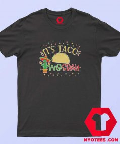 Taco Fiesta Themed Birthday Unisex T shirt