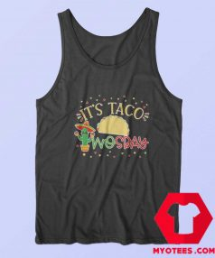 Taco Fiesta Themed Birthday Unisex Tank Top