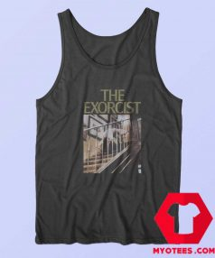 The Exorcist Spider Walk Unisex Tank Top