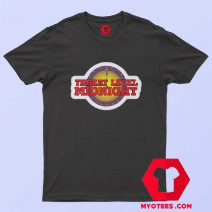 The Office Threat Level Midnight Unisex T Shirt