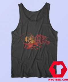 The Weeknd Alone Again Unisex Tank Top