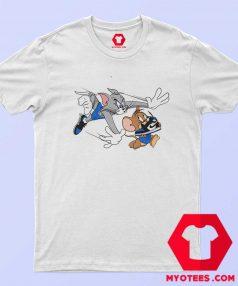 Tom Jerry Running Take Shoes Unisex T Shirt