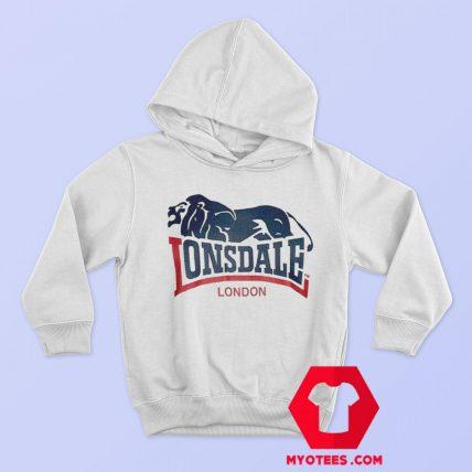 Vintage Lonsdale Classic Lion Unisex Hoodie