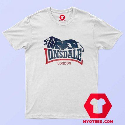 Vintage Lonsdale Classic Lion Unisex T Shirt