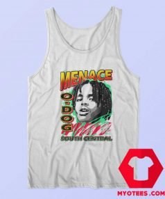 Vintage Menace 90s Style South Central Tank Top