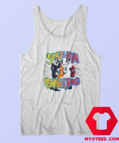 Vintage Salt N Pepa Shake Your Thang Tank Top