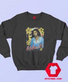 Vintage Style Ashanti Rap Unisex Sweatshirt