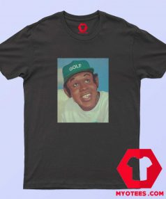 Vintage Tyler The Creator Golf Green Hat T Shirt