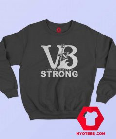 Virginia Beach Strong Victim Unisex Sweatshirt