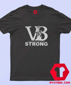 Virginia Beach Strong Victim Unisex T shirt
