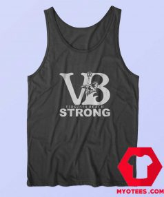Virginia Beach Strong Victim Unisex Tank Top