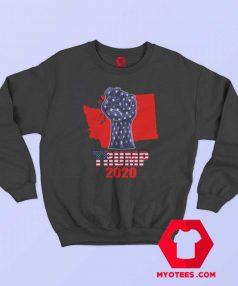Washington For Donald Trump 2020 Sweatshirt