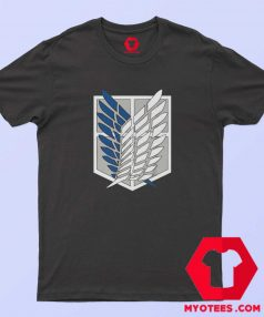 Attack on Titan Scouting Legion Custom T Shirt