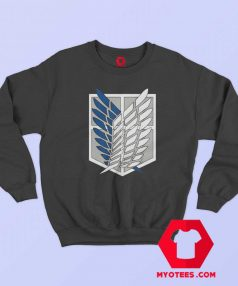 Attack on Titan Scouting Legion Logo Sweatshirt