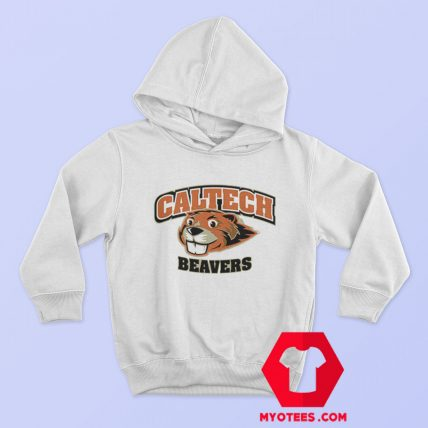 Awesome Caltech Beavers Mascot Graphic Hoodie