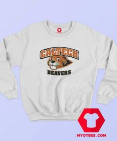 Awesome Caltech Beavers Mascot Graphic Sweatshirt