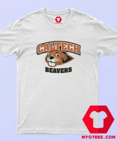 Awesome Caltech Beavers Mascot Graphic T Shirt