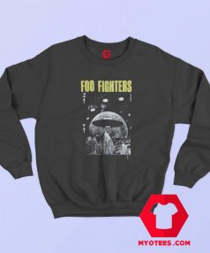 Awesome Foo Fighters UFO Unisex Sweatshirt