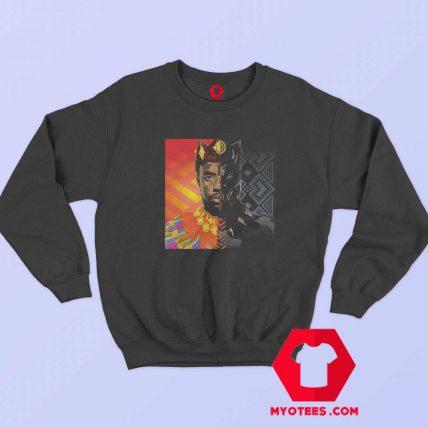 Boseman Black Panther Tecnificent Lowkey Sweatshirt