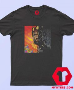 Boseman Black Panther Tecnificent Lowkey T Shirt