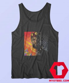 Boseman Black Panther Tecnificent Lowkey Tank Top