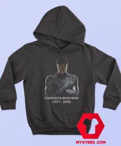 Boseman Forever Black Panther 1977 2020 Hoodie
