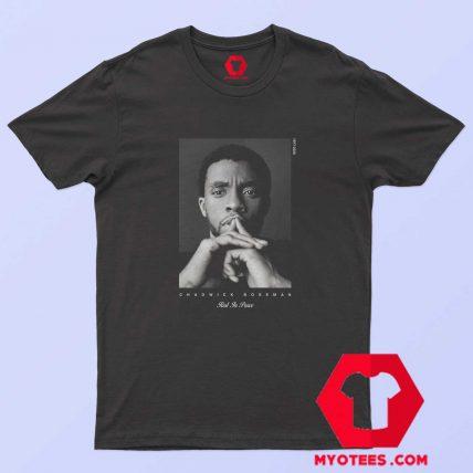 Chadwick Boseman Rest In Power 1977 2020 T Shirt