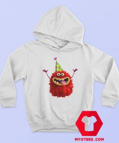 Cute Funy Furry Party Monster Hoodie